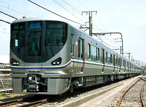 JR西日本 225系電車
