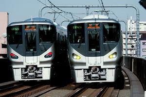 阪和線快速225系