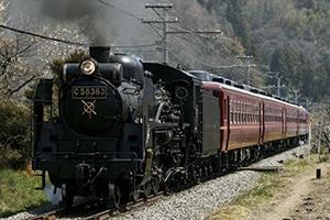 秩父鉄道パレオエクスプレス